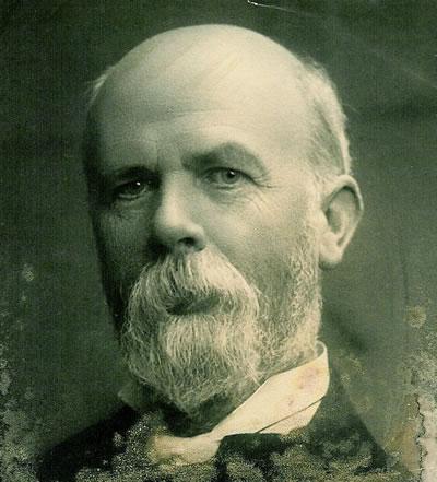 Octavius F Walton, Vicar 1906-18