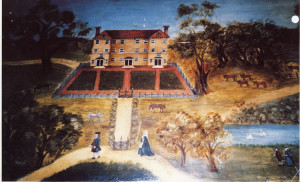 Hall Place 1790