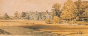 Hall Place, c. 1870
