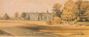 Hall Place, c. 1870
