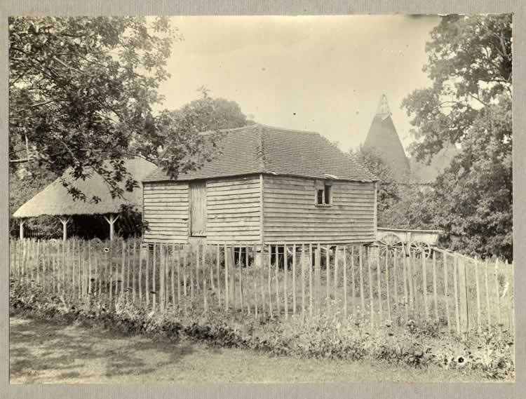 The Granary, Great Barnetts Farm, 1920s