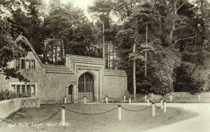 West Gate, Hall Place. c. 1940