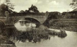 Ensfield Bridge c1940
