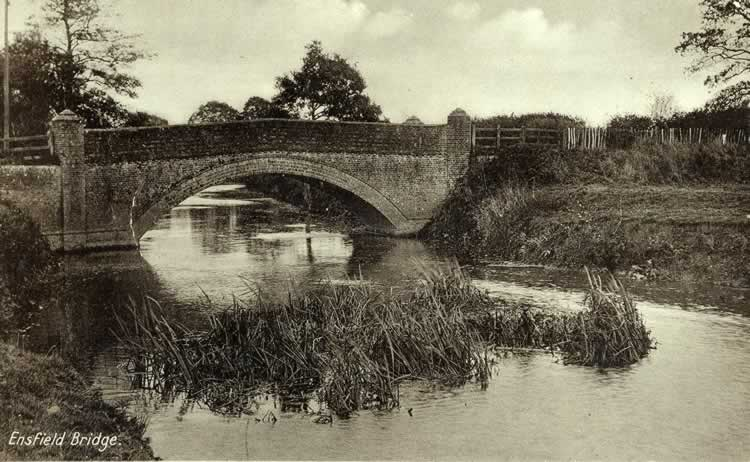 Ensfield Bridge c. 1940