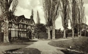 The Gate House (now Porcupine House), c. 1940