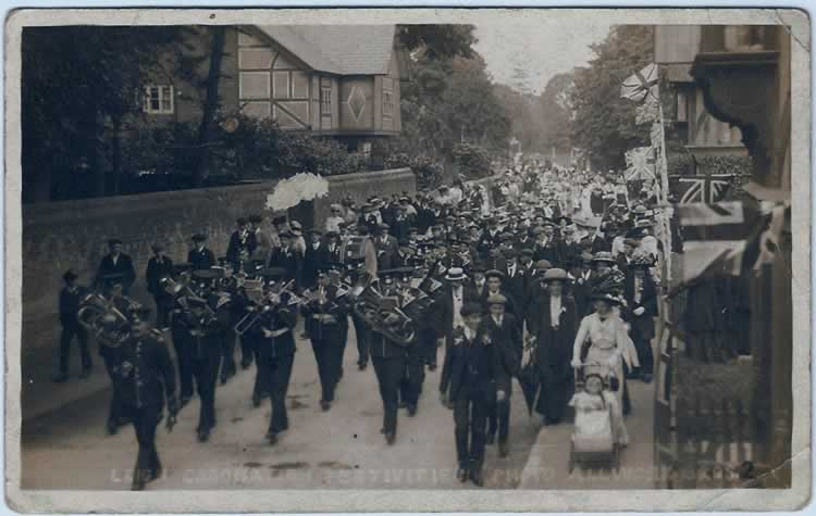 Coronation of King George V, 1911