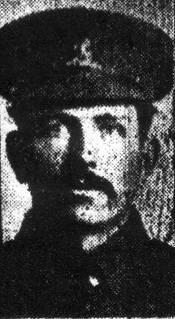 Lance-Corporal A. G. Janman, Killed