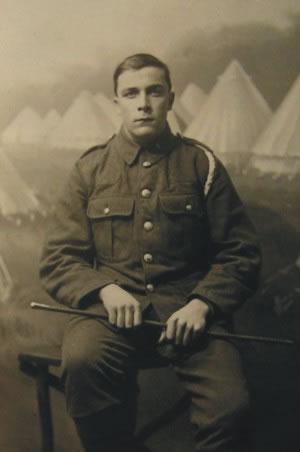Percy Henry Parker