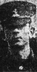 Penshurst. Pte. A. Towner, Killed