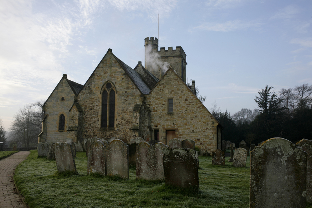 St Mary's Church. Photo © Adam Swaine. All rights reserved.