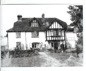 Old Powder Mill House ca 1978