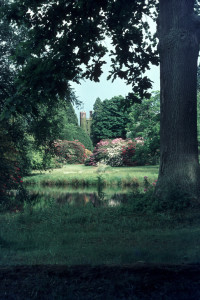 Gardens at Hall Place