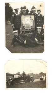 Leigh Fire Brigade - photos given to the Society by Maurice Martin
