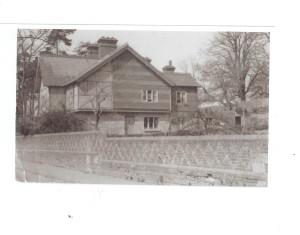 1 Park Cottage, High Street, Leigh ca 1950s