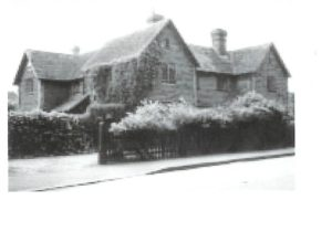 Engineers Cottages, High Street