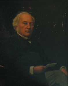 Samuel Morley - from painting, artist not known.
